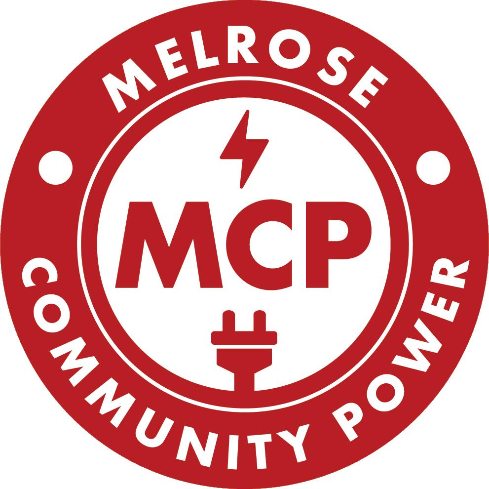 Melrose Community Power logo
